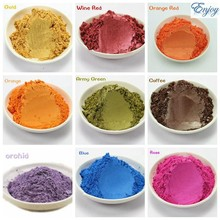 100g Pearlescent Colorful Pearl Powder Pigment  for Eye shadow Nail Polish  Mica Glitter Powder Cosmetic Flash Dust