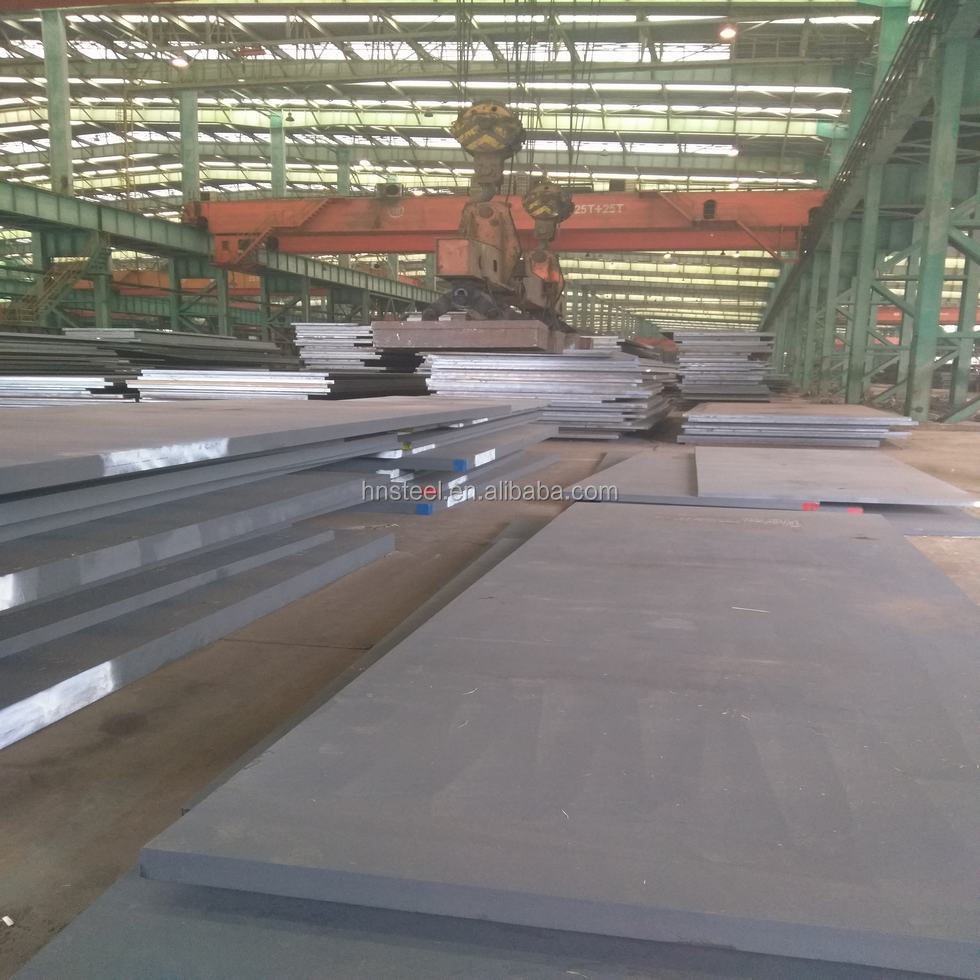 low price hot rolled Q345R Q370R boiler steel plate
