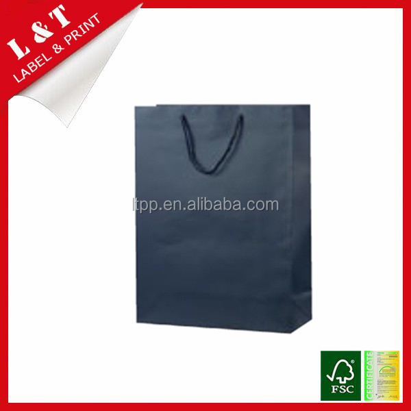 Cheap custom made paper bags shopping paper bag with custom logo packaging printing paper bag manufacturer