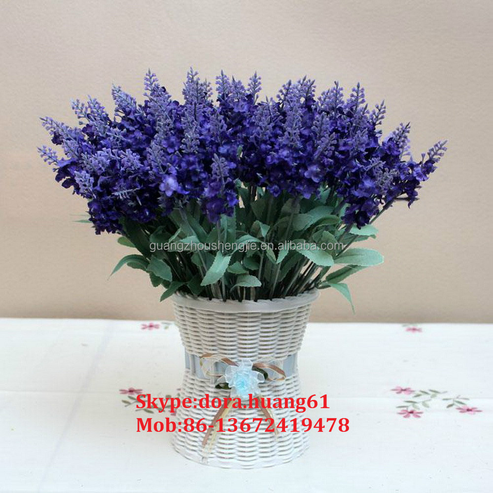 Blue Silk Flowers Wedding Bouquets Wholesale Silk Flower Suppliers