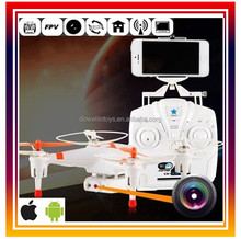 Cheerson CX-30W 4CH 2.4GHz 6-Axis Gyro FPV RC Quadcopter Camera for iPhone Android Wifi Real Time Video Drone.