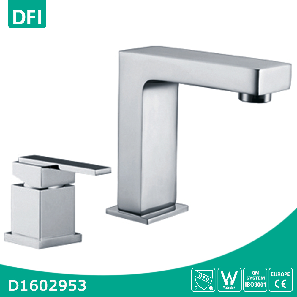 New design single handle kids bathroom faucets