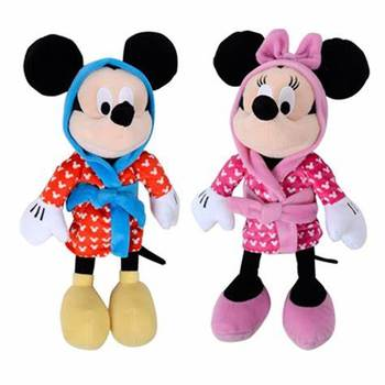 ICIT Factory Audits processing trade mickey mouse plush toy