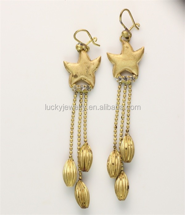 Chandelier Jhumka Earrings, Chandelier Jhumka Earrings Suppliers ...