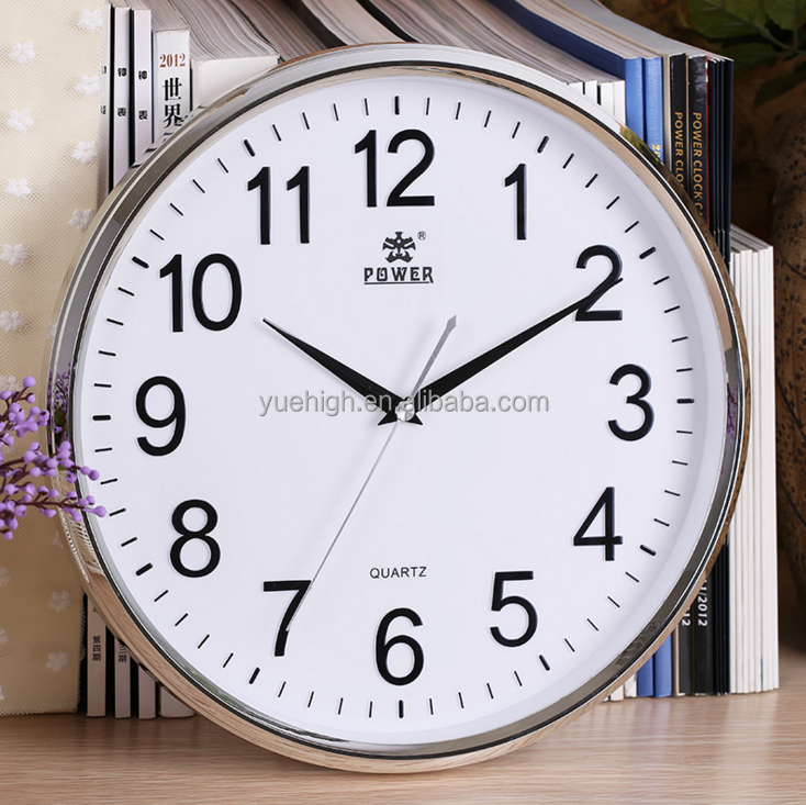 Decorative Silent Wall Clock Handmade Promotiona Wall Clocks