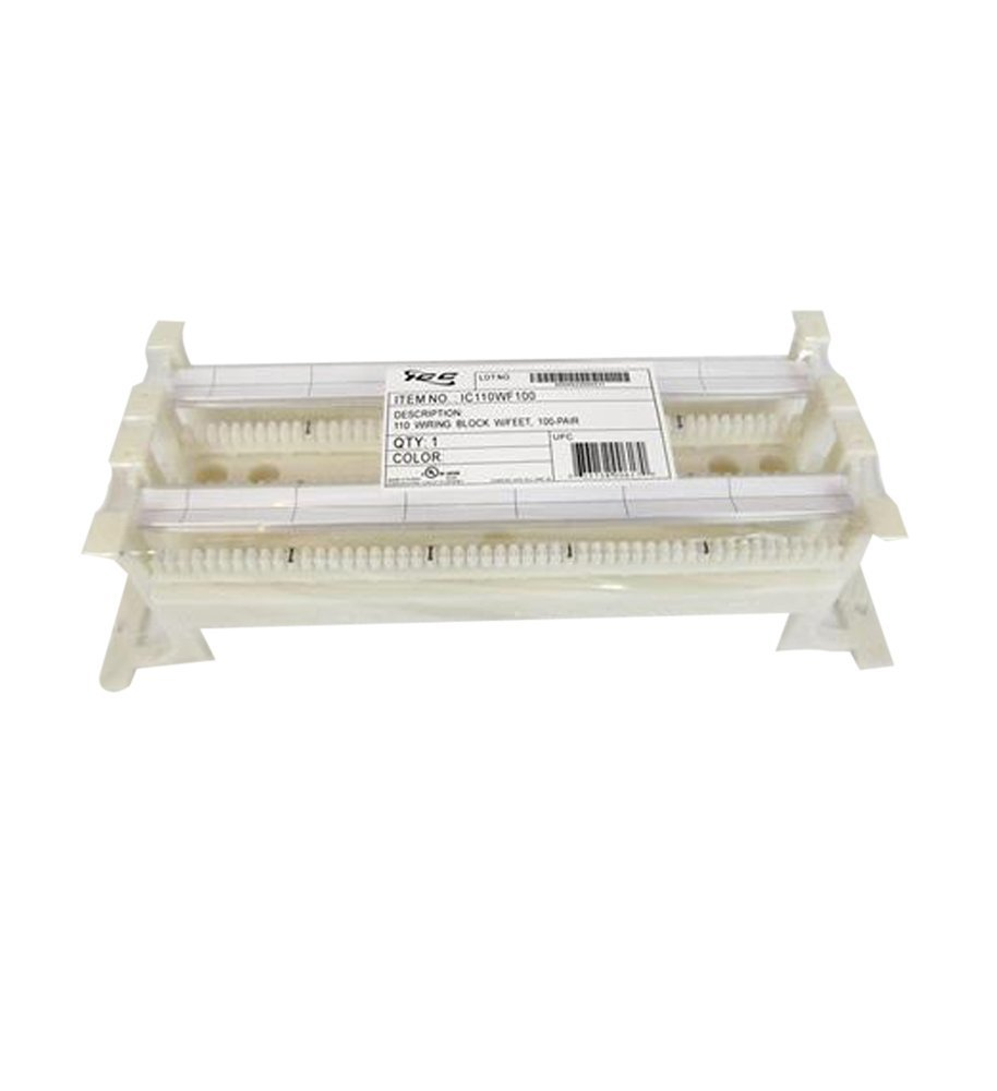 Cheap 300 Pair 110 Block Find Deals On Line At Wiring Installation Get Quotations W Ft 100 Cat 5e
