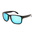 New Arrival OEM Sports Casual Rectangular Polarized Sunglasses For Men's Lifestyle