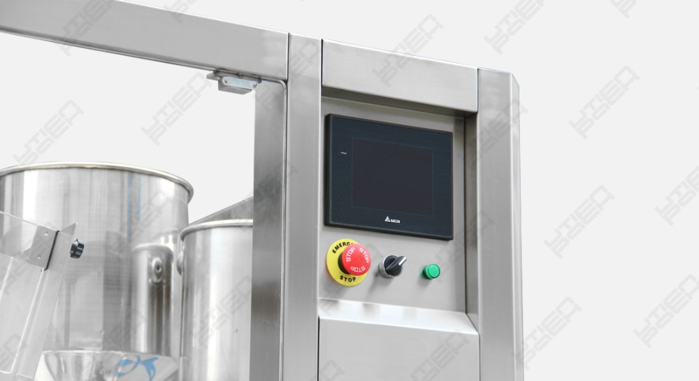 Rotaray index cosmetic packaging machinery,auto tube filler sealer