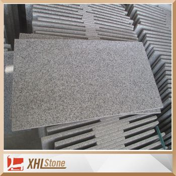 Polished Calibrated 1cm G603 Granite Tiles For