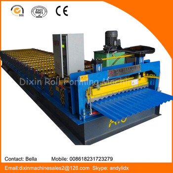 Corrugated Roof Sheet Making Machine Prices In India - Buy ...