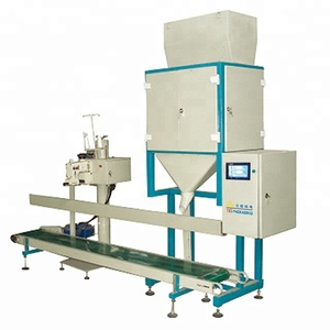 China Best Brand of Semi-Automatic Big Bag Packing Palletizer Machine Line