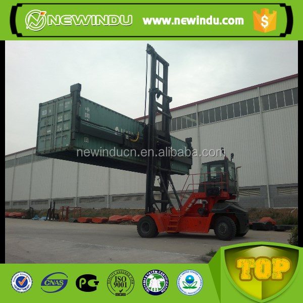 Lonking 38 ton Empty reach Stacker Container Handler price
