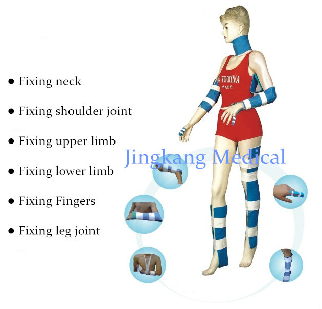High quality pet fracture splint/leg splint medical equipment