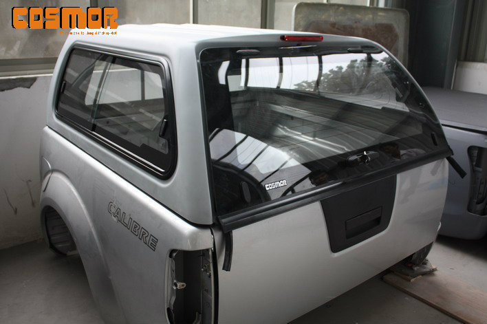 Fiberglass hard top canopy for Hilux Vigo pick up truck & Fiberglass Hard Top Canopy For Hilux Vigo Pick Up Truck - Buy ...