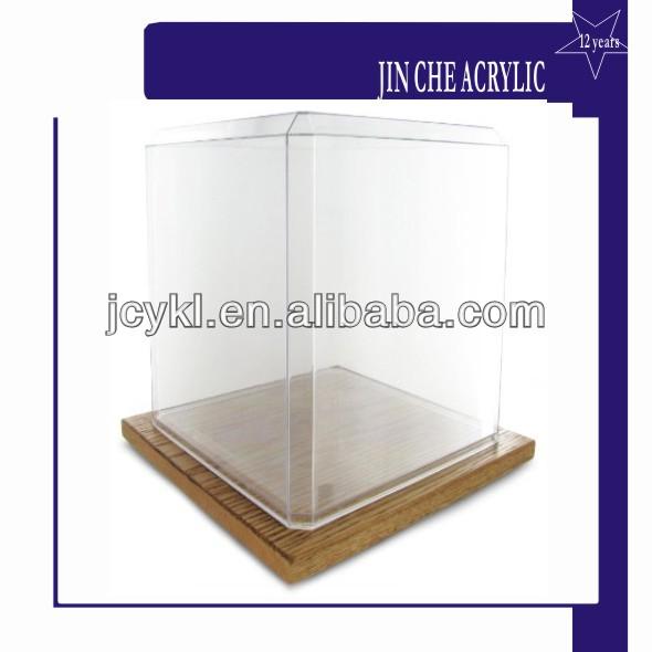 acrylic display case with wood base acrylic display case with wood base suppliers and at alibabacom - Basketball Display Case