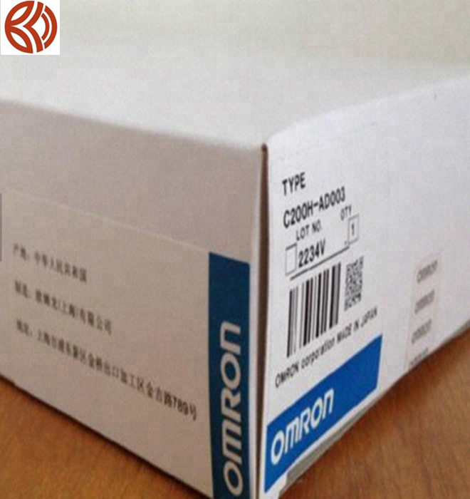 High quality Analog to digital unit omron C200H-AD003 module