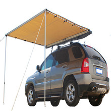 Car rear 4wd 4x4 side awning for camping