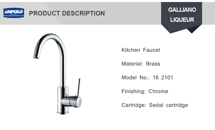 Kaiping EMPOLO Sanitary Ware CE New Design Kitchen Tap Faucet Mixer