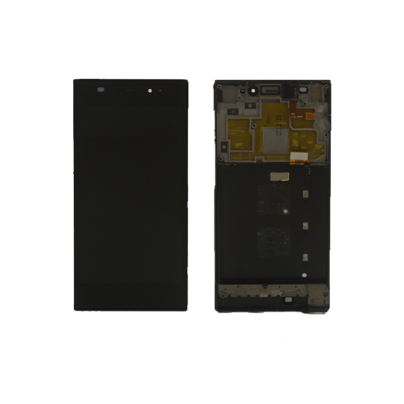 For Xiaomi m 3 LCD Display + Touch Screen Digitizer Replacement+Black Frame Bezel For xiaomi 3 mi3 3s LCD Screen