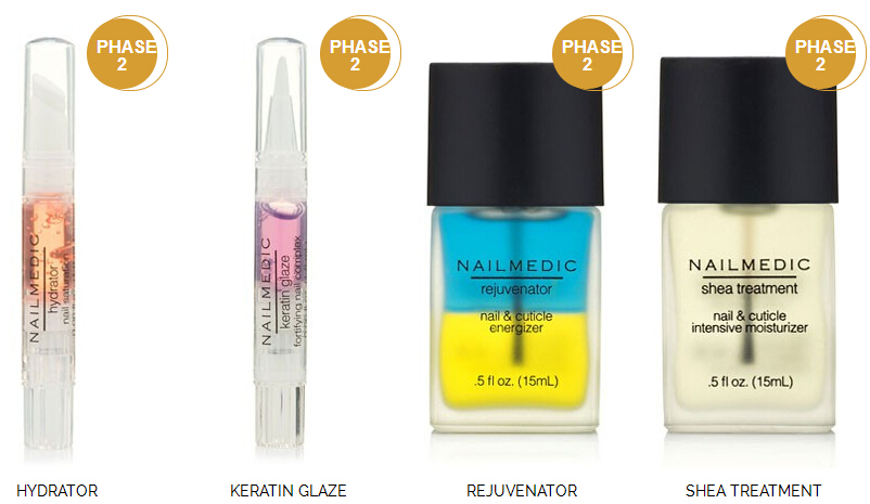 Nail Rejuvenator Cuticle And Nail Energizer Promoting A Boost In ...