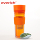 2018 Everich Hot Sale Tea Mug With Infuser for Fruits Sports Water Bottle BPA Free
