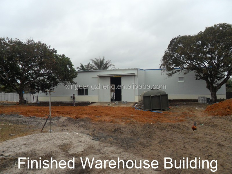 design warehouse building plans