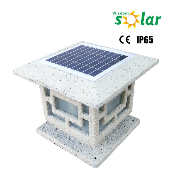 2015 Hot Sale China Factory Garden Products Solar Outdoor Decorative Modern  Wall Lights