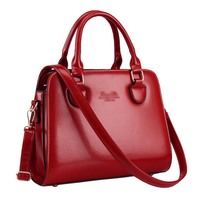 Bz2348 various color best quality lady bags fashion pu handbags for women China supplier