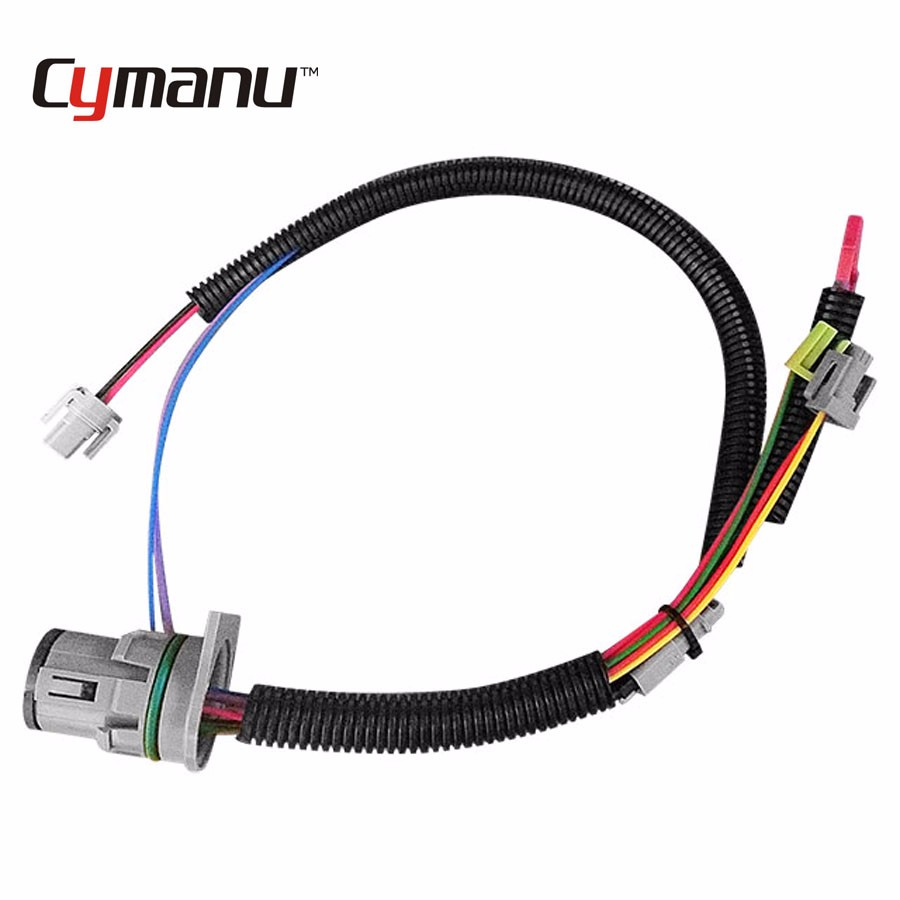 Led Light Bar Fuse 40a Relay On Off Waterproof Switch Wire Harness Fuel Injector Wiring