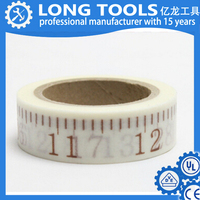 Top quality cutting machine adhesive tape measure