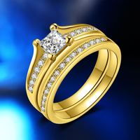 fashion cheap real gold jewelry