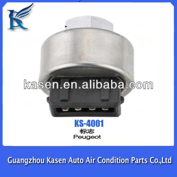 automobile air conditioning pressure switch for Peugeot