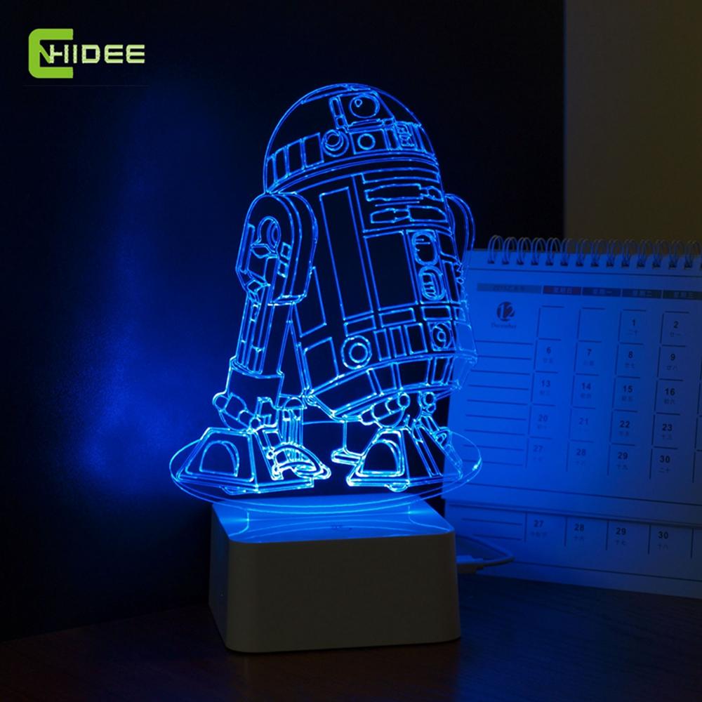 online kaufen gro handel star wars lampe aus china star wars lampe gro h ndler. Black Bedroom Furniture Sets. Home Design Ideas