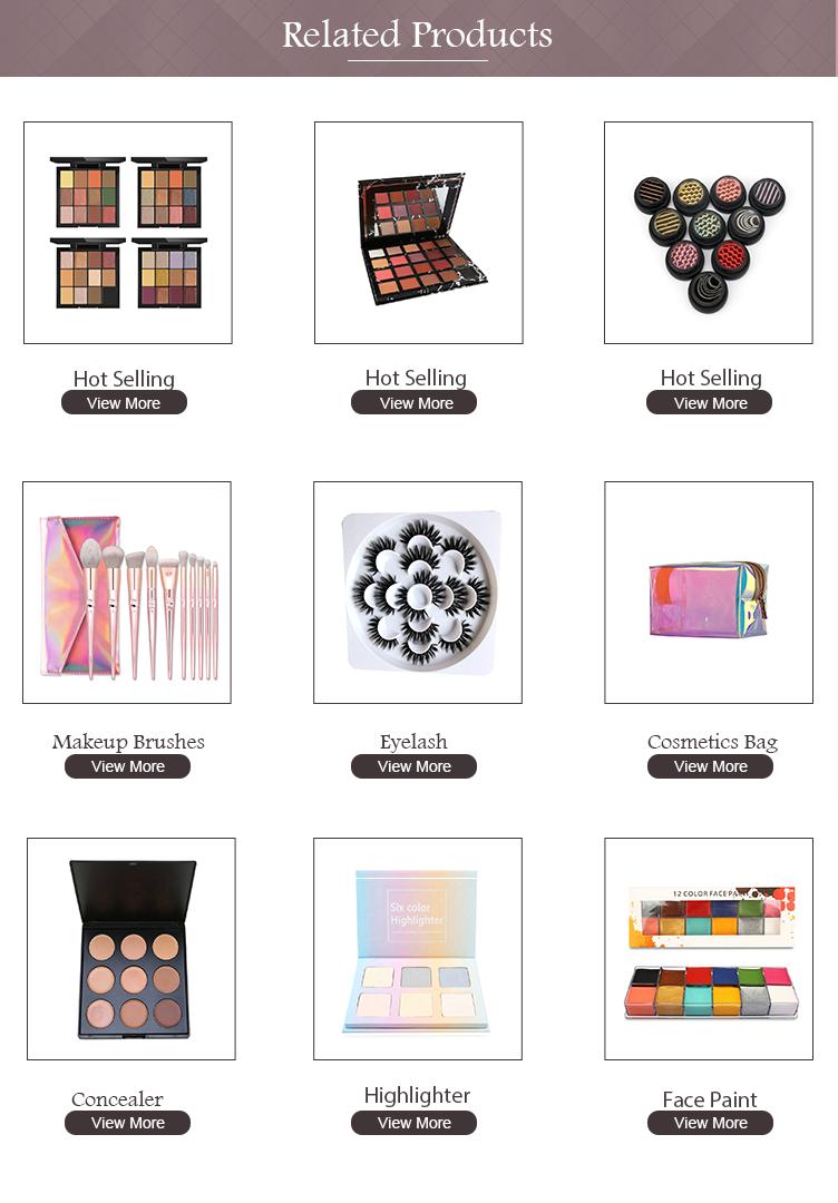 Groothandel Oem Cream Eyeshadow Palette 120 Kleuren