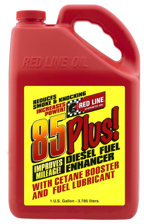 Red Line 70805 85-Plus Diesel Fuel Additive - 1 Gallon