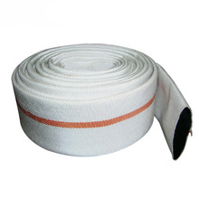 pvc ribbed flexible fire fighting hose