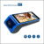 Justtide Factory Price 4G/3G/2G/WiFi/Bluetooth V7 Android mPOS