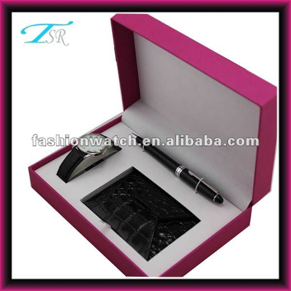 I want buy watch gift sets wholesale made in Shenzhen, China