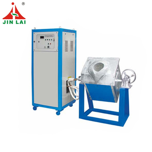 JINLAI Superior Quality CE and ISO Approval Smelting Kiln Aluminum Induction Melting Kiln (JLZ-35)