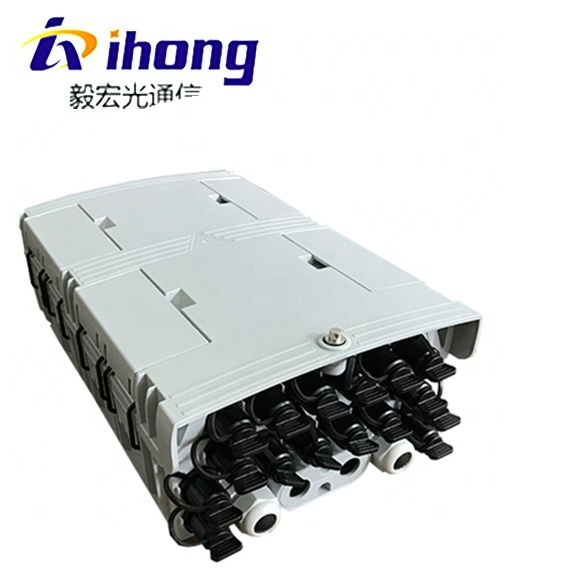IP65 Fiber Optical New design 8 or 16 port distribution box with Huawei MINI-SC adapter