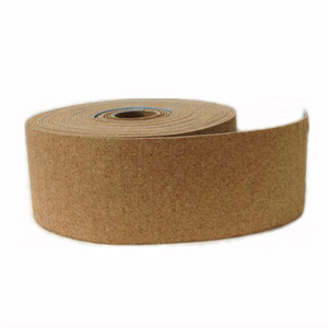 Cork separator pads for glass, Glass cushion pads/Shock absorbers