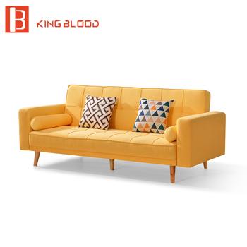 European Style Fabric Sofa Bed