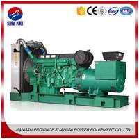 Volvo diesel generator set 80KW 100 KVA
