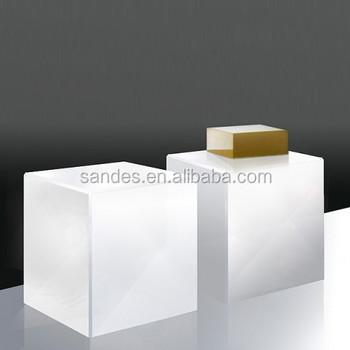 Stupendous Elegant Cheap White Acrylic Elegant Plexiglass Cubic Sofa Side Table Buy Plexiglass Side Table Unique Sofa Table Curved Sofa Table Product On Spiritservingveterans Wood Chair Design Ideas Spiritservingveteransorg
