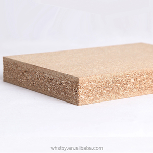Clear up price for rice straw based door core board