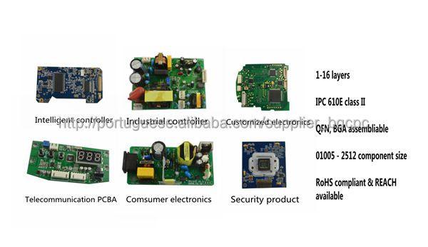 Electronic Oem Circuit Board Assembly Manufacturer,Fr4 94v0 ...