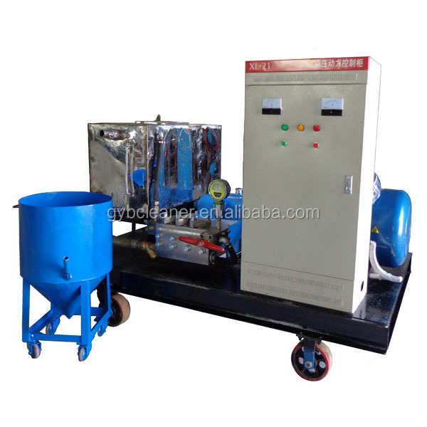 electric engine high pressure washer water tank cleaning equipments