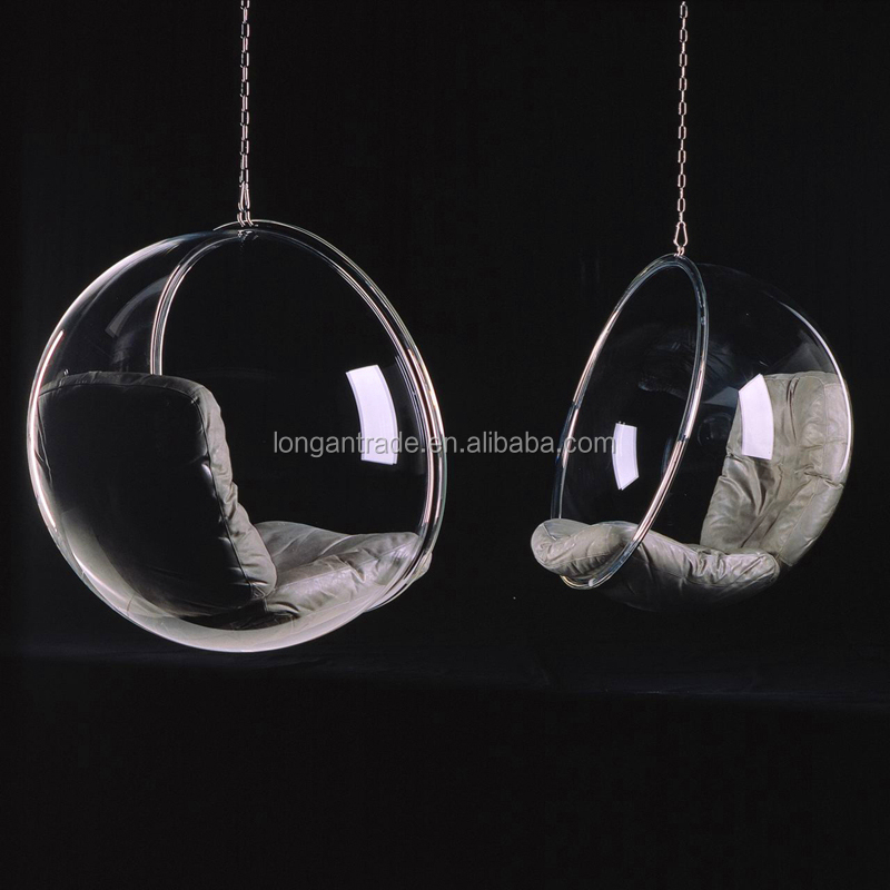 acrylic hanging ball chair acrylic hanging ball chair suppliers and at alibabacom