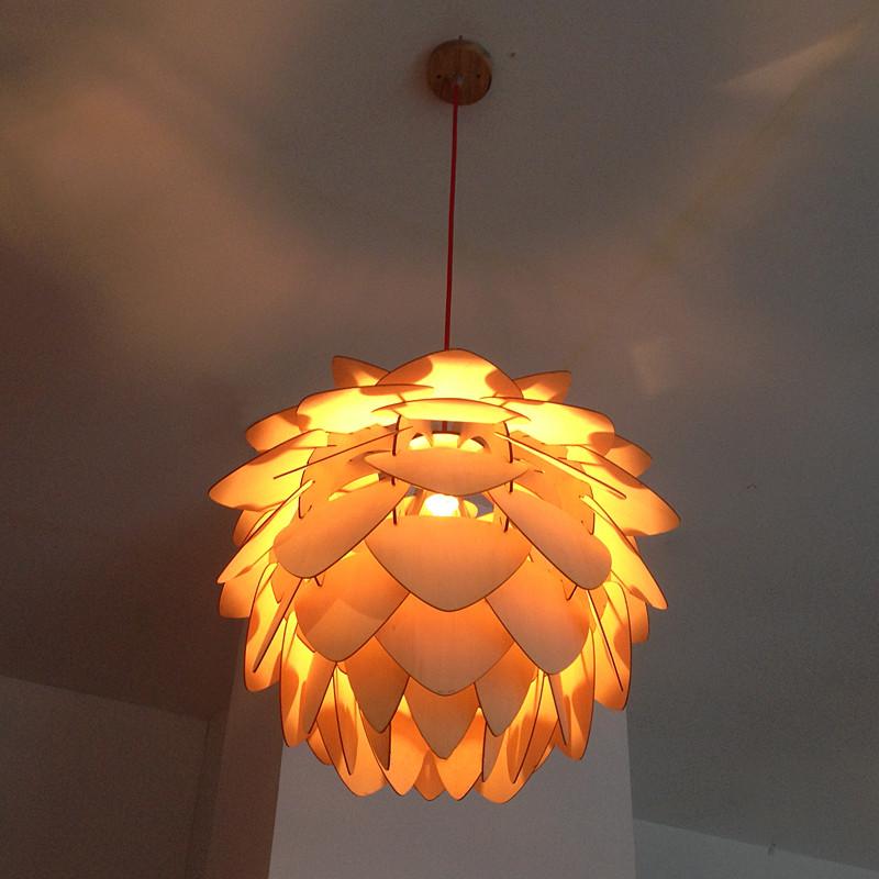 lampe design de crim e pomme de pin moderne lustre en bois lustre id de produit 1748800096. Black Bedroom Furniture Sets. Home Design Ideas