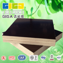 GIGA vietnam export products 15mm black laminate plywood from aaa reputation factory